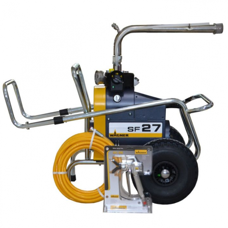 Pompa wagner electric cu membrana SuperFinish 27